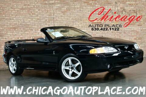 1998 Ford Mustang SVT Cobra for sale in Bensenville, IL