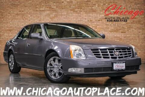 2007 Cadillac DTS Luxury I for sale at Chicago Auto Place in Bensenville IL