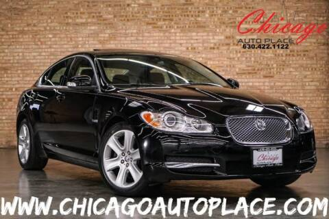 2009 Jaguar XF Luxury for sale at Chicago Auto Place in Bensenville IL