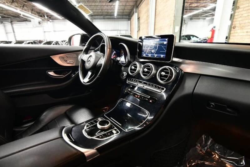 2017 Mercedes-Benz C-Class AWD C 300 4MATIC 2dr Coupe - Bensenville IL