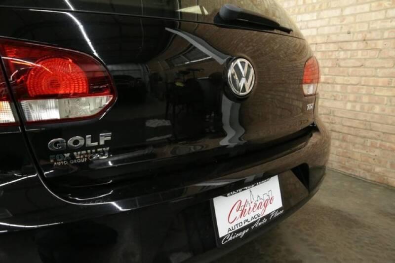 2013 Volkswagen Golf TDI w/Tech Pkg - Bensenville IL