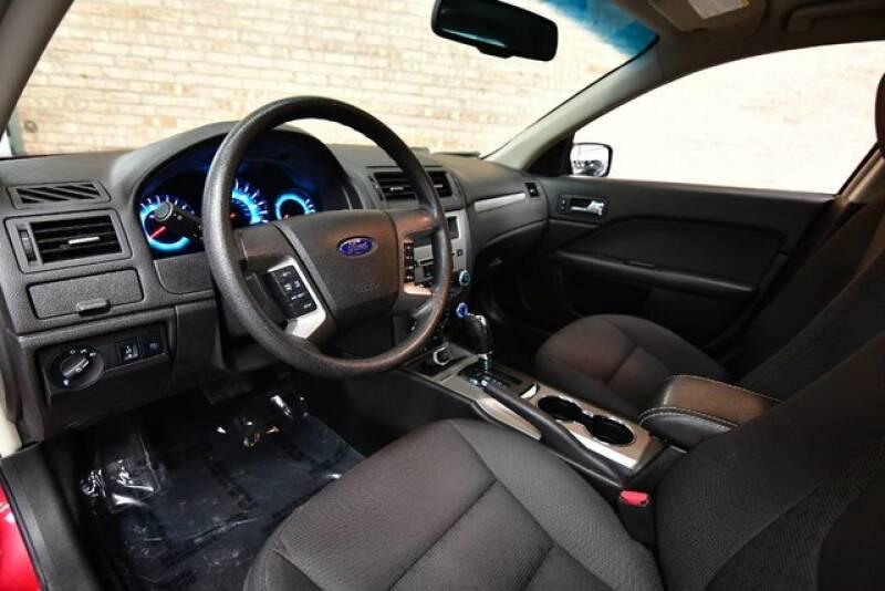 2010 Ford Fusion SE 4dr Sedan - Bensenville IL