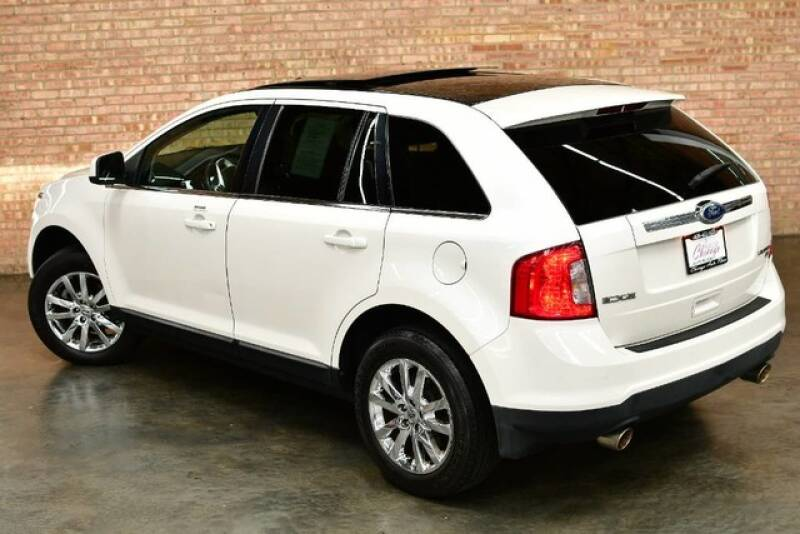 2011 Ford Edge AWD Limited 4dr Crossover - Bensenville IL