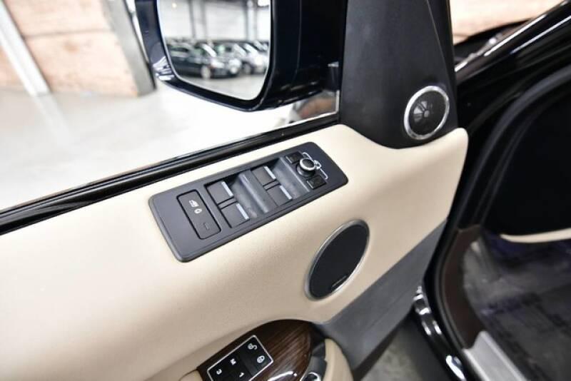 2015 Land Rover Range Rover Sport 4x4 HSE 4dr SUV - Bensenville IL