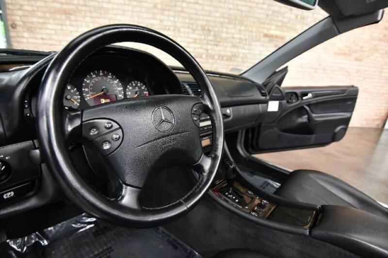 2003 Mercedes-Benz CLK CLK 430 2dr Cabriolet - Bensenville IL