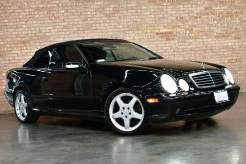 2003 Mercedes-Benz CLK