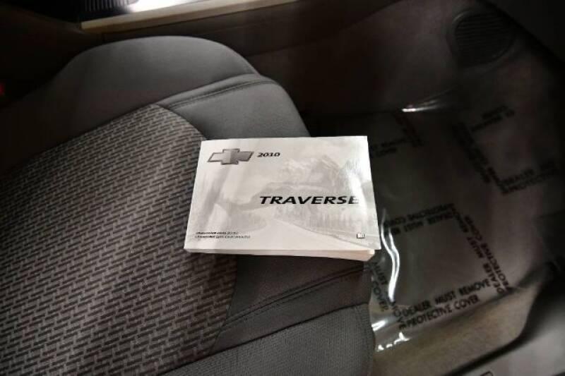 2011 Chevrolet Traverse LS 4dr SUV - Bensenville IL