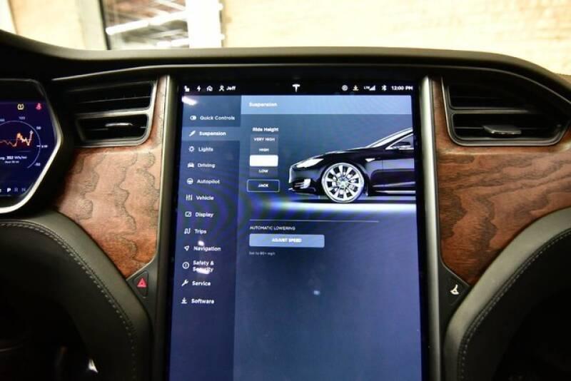 2019 Tesla Model S AWD 75D 4dr Liftback - Bensenville IL