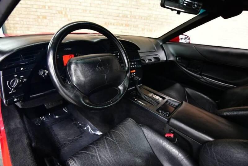 1995 Chevrolet Corvette 2dr Hatchback - Bensenville IL