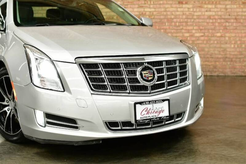 2013 Cadillac XTS AWD Premium Collection 4dr Sedan - Bensenville IL