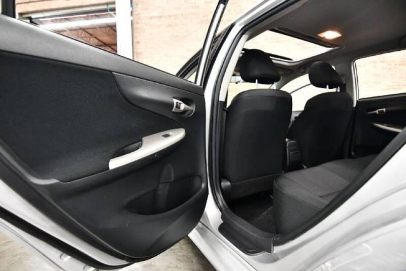 2011 Toyota Corolla S 4dr Sedan 4A - Bensenville IL