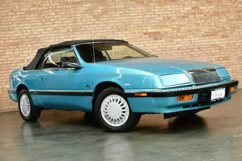 1992 Chrysler Le Baron