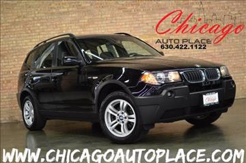 2005 BMW X3 for sale in Bensenville, IL
