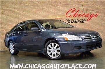 2007 Honda Accord for sale in Bensenville, IL