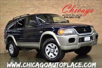 2002 Mitsubishi Montero Sport for sale in Bensenville, IL