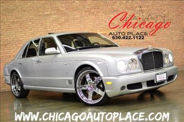 2007 Bentley Arnage for sale in Bensenville, IL