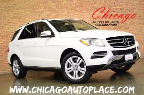 2014 Mercedes-Benz M-Class for sale in Bensenville, IL