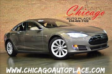 2016 Tesla Model S for sale in Bensenville, IL