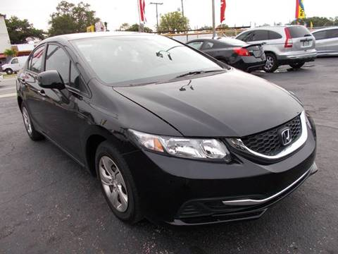 2013 Honda Civic for sale in Miami, FL