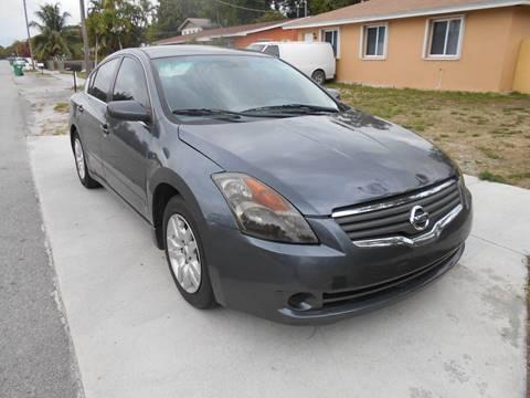 2007 Nissan Altima for sale in Miami, FL