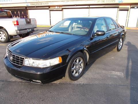 2001 Cadillac Seville for sale in Miami, FL