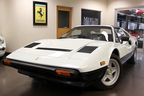 1984 Ferrari 308 GTS for sale in Atlanta, GA