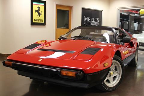 1983 Ferrari 308 GTS for sale in Atlanta, GA
