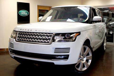 2017 Land Rover Range Rover for sale in Atlanta, GA