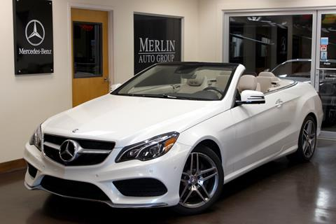 2015 Mercedes-Benz E-Class for sale in Atlanta, GA