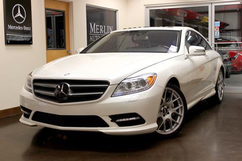 2014 Mercedes-Benz CL-Class for sale in Atlanta, GA