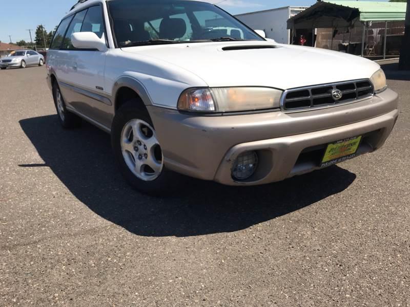 1998 Subaru Legacy Awd Outback 4dr Wagon In Kennewick Wa