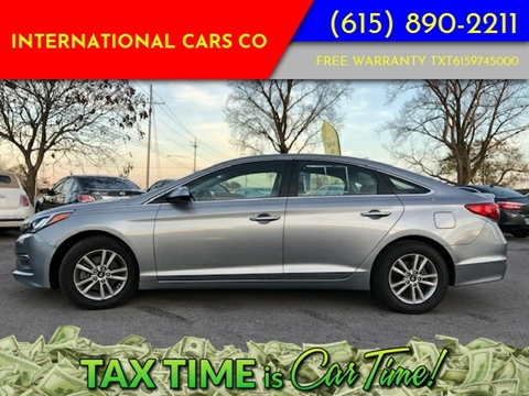 2015 Hyundai Sonata for sale in Murfreesboro, TN