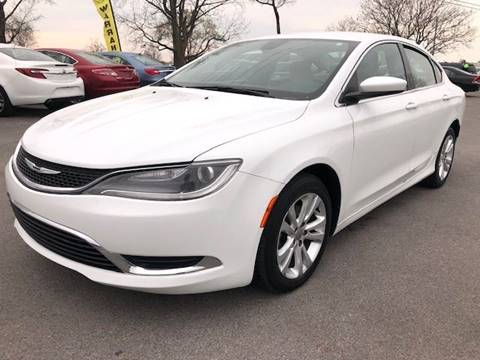 2015 Chrysler 200 for sale in Murfreesboro, TN