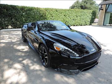 2016 Aston Martin Vanquish for sale in Austin, TX