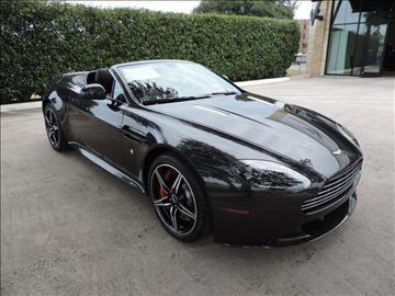 2016 Aston Martin V8 Vantage for sale in Austin, TX