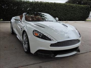 2017 Aston Martin Vanquish for sale in Austin, TX