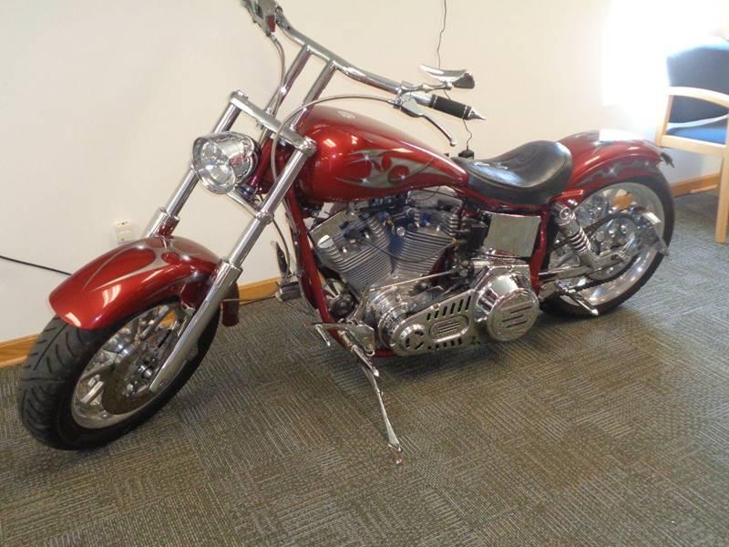 1985 Harley-Davidson CUSTOM