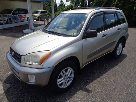 2002 Toyota RAV4 for sale in Dillonvale, OH