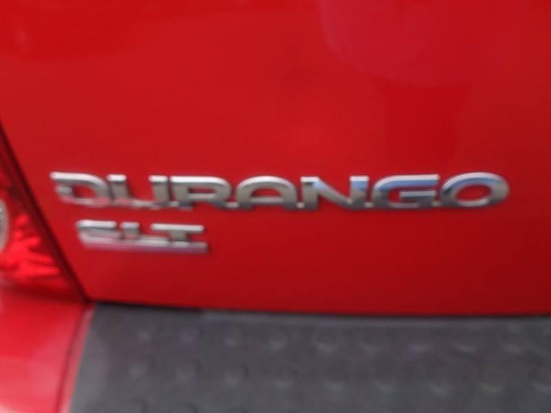 2005 Dodge Durango SLT 4WD 4dr SUV - Dillonvale OH