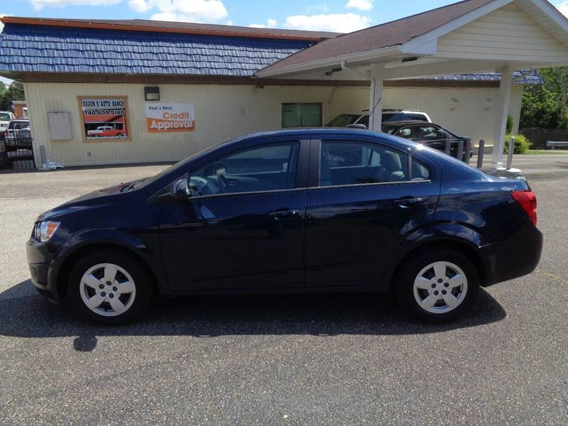 2015 Chevrolet Sonic LS Manual 4dr Sedan - Dillonvale OH