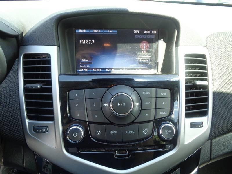 2016 Chevrolet Cruze Limited 1LT Auto 4dr Sedan w/1SD - Dillonvale OH