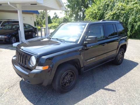 2011 Jeep Patriot for sale in Dillonvale, OH