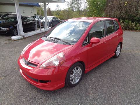 2008 Honda Fit for sale in Dillonvale, OH