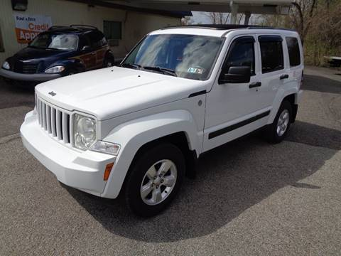 2011 Jeep Liberty for sale in Dillionvale, OH