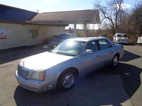 2004 Cadillac DeVille for sale in Dillonvale, OH