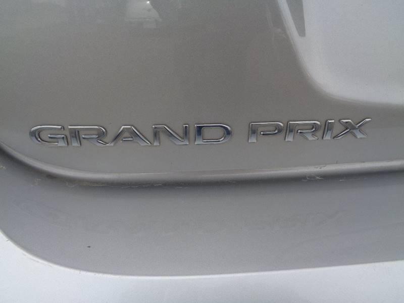 2008 Pontiac Grand Prix 4dr Sedan - Dillonvale OH