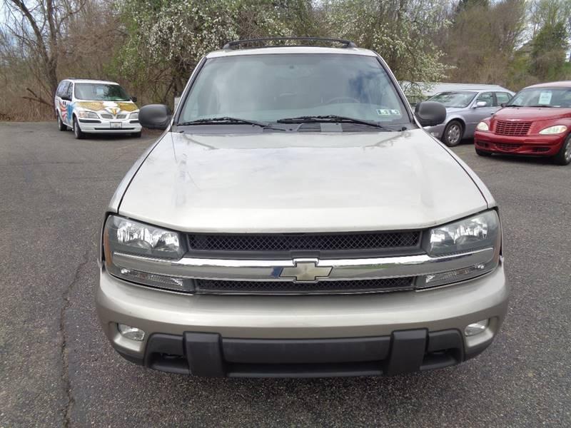 2002 Chevrolet TrailBlazer LT 4WD 4dr SUV - Dillonvale OH