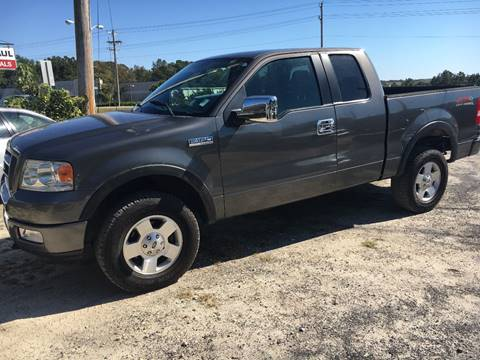 2005 Ford F-150 for sale at Carolina Car Country in Little River SC