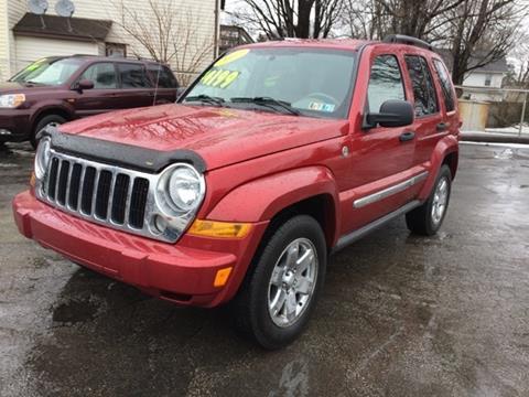 2007 Jeep Liberty for sale in Edinboro, PA