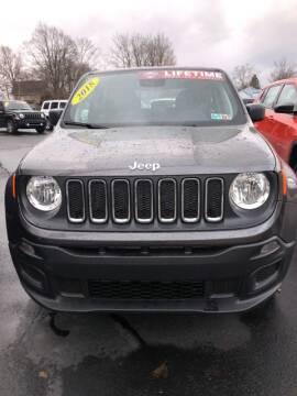 2018 Jeep Renegade for sale in Edinboro, PA